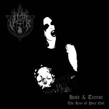 Ulfarr - Hate & Terror - The Rise of Pure Evil A5 DigiPak