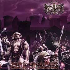 Marduk - Heaven shall burn... when we are gathered CD