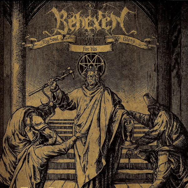 Behexen - My Soul for his Glory DigiPak CD