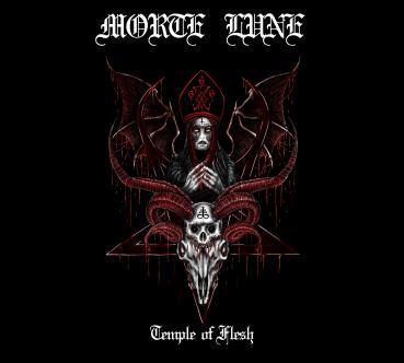 Morte Lune - Temple of Flesh Digipak CD