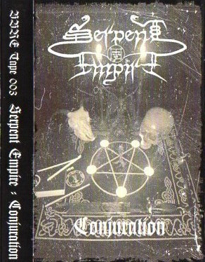 Serpent Empire - Conjuration TAPE
