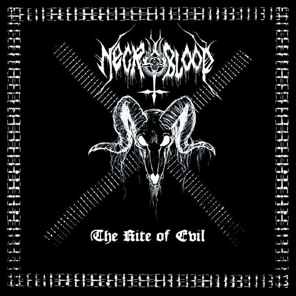 Necroblood -The Rite of Evil CD