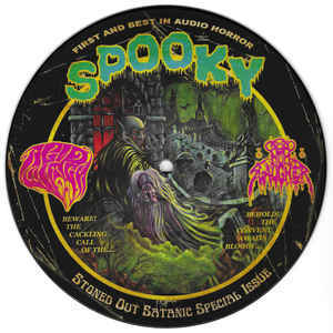 NUNSLAUGHTER / ACID WITCH - Spooky