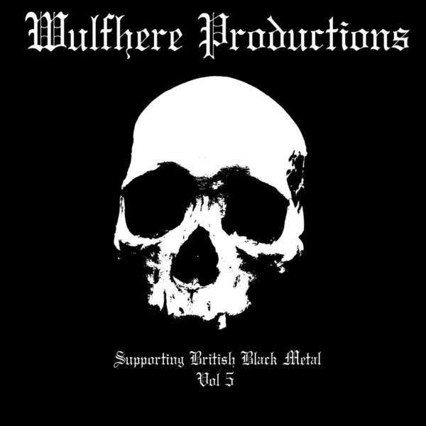 Supporting British Black Metal - Vol 5 CD