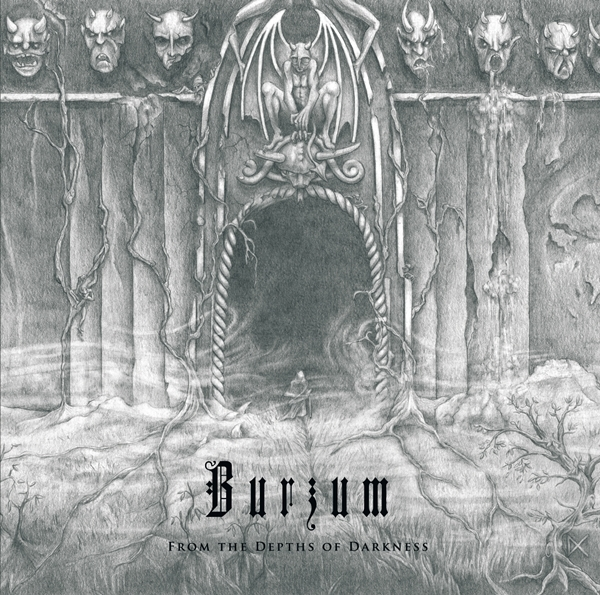 Burzum - From the depths of Darkness DLP 12""